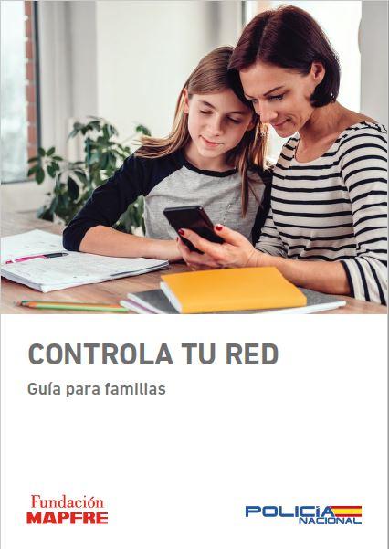 Talleres Controla tu Red y Guías para Familias de la Fundación MAPFRE