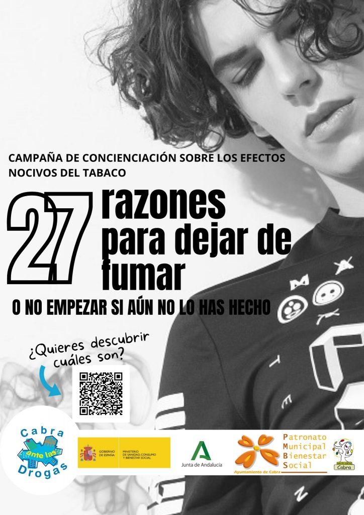 Campaña Día Mundial SIN Tabaco
